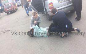 ДТП с участием Савченко: появилось видео момента
