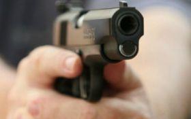 Пограбування зі стріляниною в Сумах: опубліковано відео