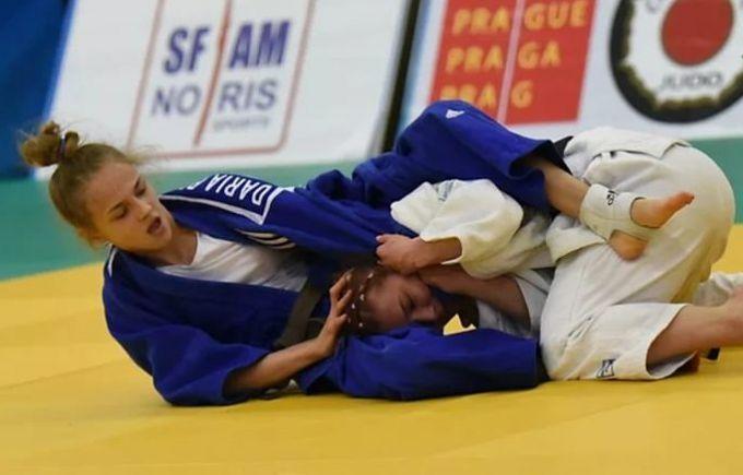 Украинская дзюдоистка выиграла престижный турнир во Франции: опубликовано видео зрелищного финала