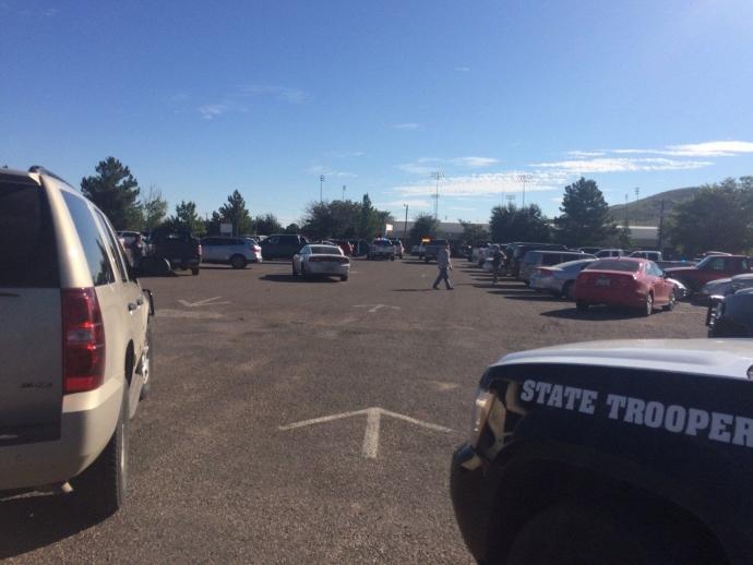 Техас схвильований через стрілянину в школі, є загиблий: опубліковані фото (1)