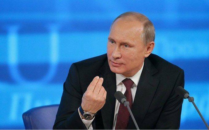 Путін вступив у перепалку з послом України: опубліковано відео