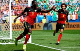Бельгия разгромила Ирландию на Евро-2016: опубликовано видео