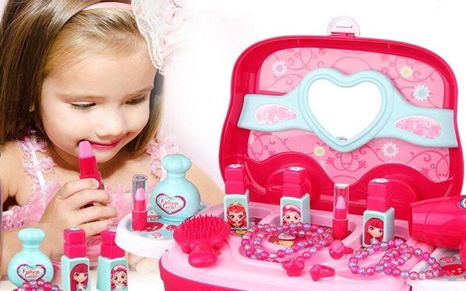 Экологично и безопасно: выбираем косметику для малышки