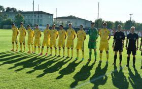 Украина одержала важнейшую победу в первом туре Элит-раунда Евро-2017