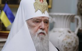 У сепаратизмі на Донбасі і в Криму винен Московський патріархат - Філарет