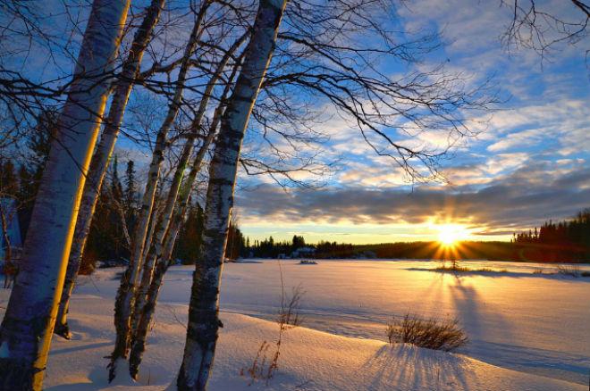 Погода на сегодня: в Украине местами ожидается снег, температура от -9 до +2