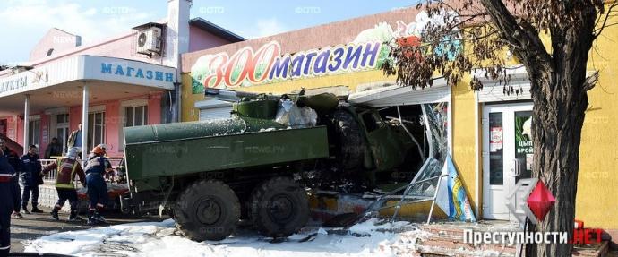 В Николаеве произошло смертельное ДТП с военным бензовозом: появились фото и видео (12)