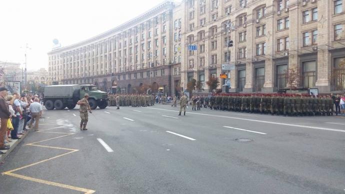 Краса і гордість: в соцмережах захоплюються фото з репетиції параду в Києві (4)