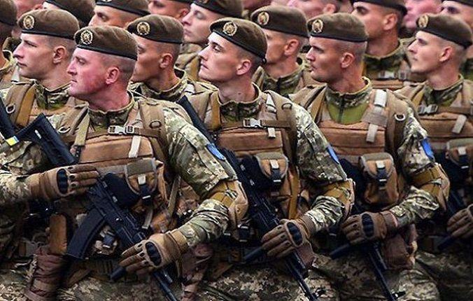 В Украине сегодня отмечают День Сухопутных войск