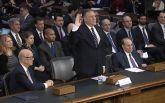 В США новый глава ЦРУ принял присягу: появились видео