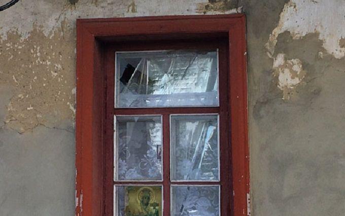 Від обстрілу бойовиків на Донбасі постраждали діти: з'явилися фото