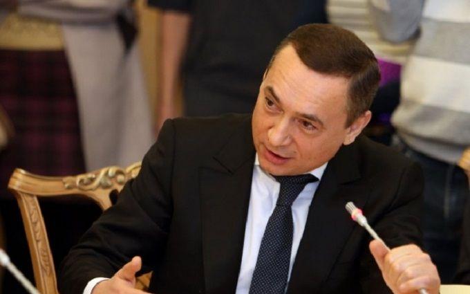 Задержание экс-нардепа Мартыненко: в сети появилось видео