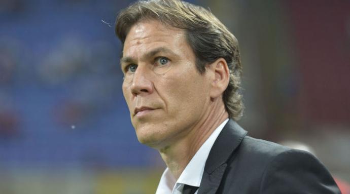Руді Гарсія звільнений з поста головного тренера «Роми»