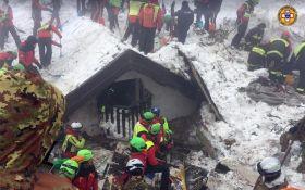 Трагедия с отелем под снегом в Италии: появились новые подробности и фото
