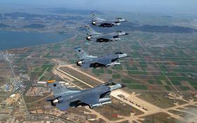 Південна Корея терміново підняла авіацію, щоб перехопити літаки РФ