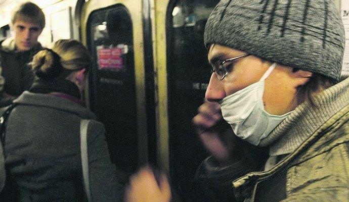 За 3 лютого в Києві зареєстровано 5 тис випадків захворювання на грип та ГРВІ