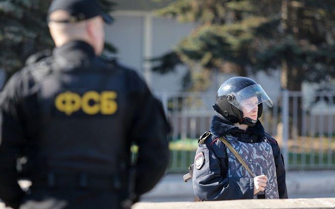 """Космічний корабель """"Правого сектора"""": соцмережі висміяли звинувачення спецслужби Путіна щодо Криму"""