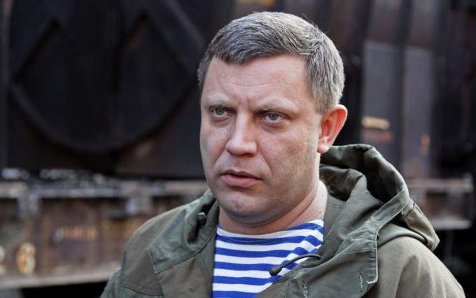 На руководителя ДНР Захарченко совершено покушение