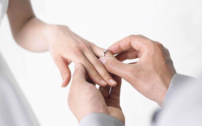 Стало відомо, скільки українців вже уклали шлюб за добу