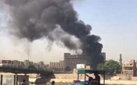 У Багдаді стався другий за добу вибух, 7 людей загинули: з'явилося відео