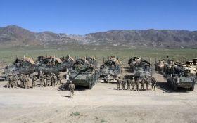 Коалиция под руководством США высадила десант в Сирии