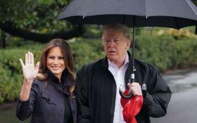 О це сюрприз: Меланія Трамп шокувала відвідувачів Білого дому