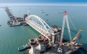 Будівництво Кримського мосту призвело до екологічного забрудення території України: опубліковані подробиці