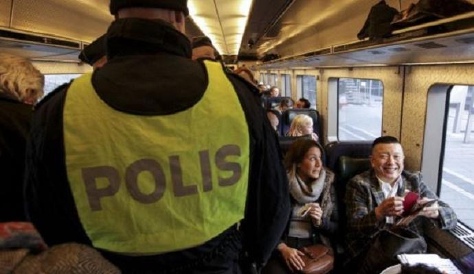 Дания отказала в пересечении границы 18 людям за 12 часов