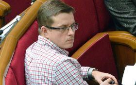 Депутат виходить із президентської фракції через погрози