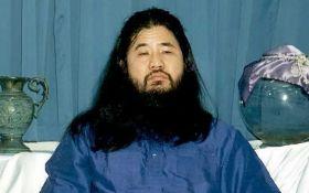 """В Японии казнили лидера секты """"Аум Синрике"""", который совершил масштабный теракт"""