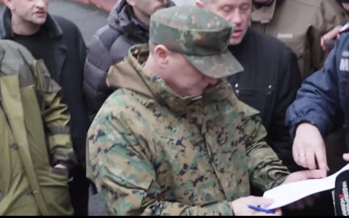 Нацполиция расследует погромы банков в центре Киева: опубликовано видео