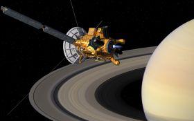 Cassini завершил свою миссию на Сатурне: появились последние фото