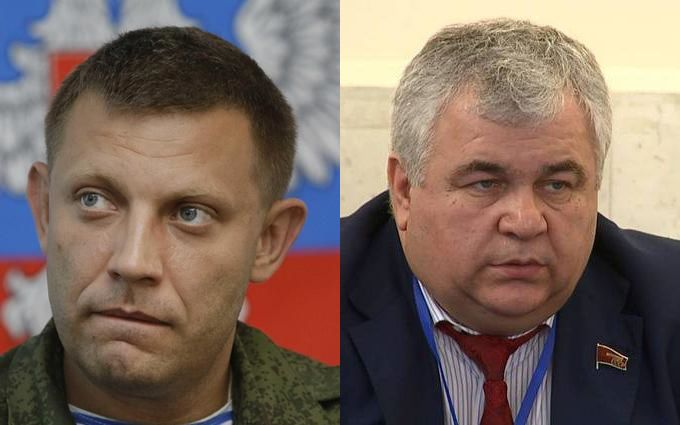 Ватажок ДНР і комуністи Росії посварилися через наркотики