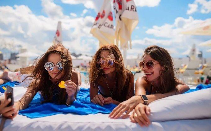 Пляжные комплексы в Киеве: десять лучших зон для летнего отдыха