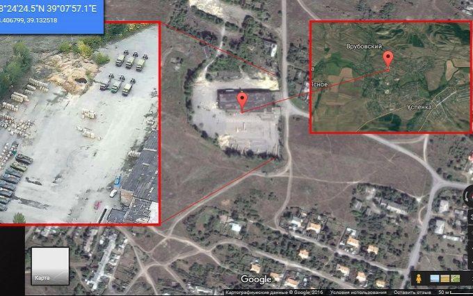 Знайдено нове скупчення техніки бойовиків на Донбасі: з'явилися фото