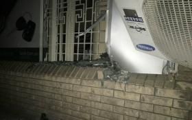 У центрі Запоріжжя підірвали банк: з'явилися фото