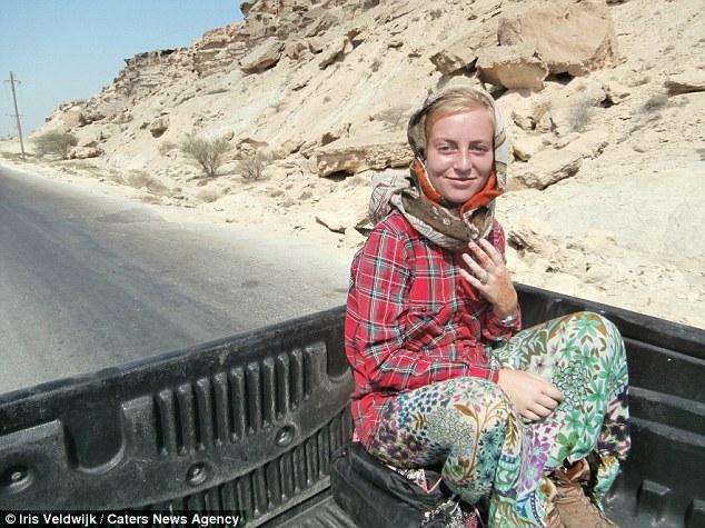 Женщина объехала автостопом 50 стран без копейки в кармане: опубликованы фото (2)