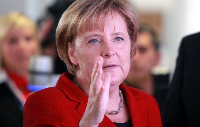 Меркель впервые отреагировала на торговую войну США и Турции