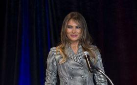 Мелания Трамп в первый раз призналась, как относится к скандалам вокруг своего мужа