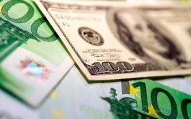 Курсы валют в Украине на понедельник, 27 марта
