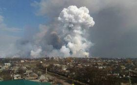 """Шкиряк назвал """"двух подонков"""", виновных во взрывах в Балаклее"""