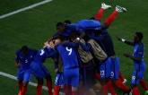 Франция выгрызла победу в битве с Албанией на Евро-2016: опубликовано видео