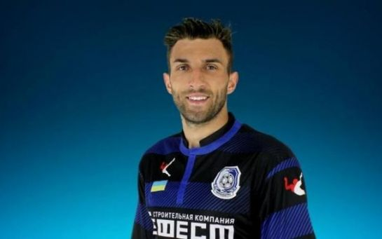 Верес едва не подписал хорватского защитника Жунича