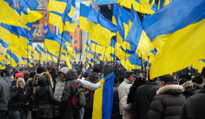 В музее Киева организовали выставку к Дню соборности Украины