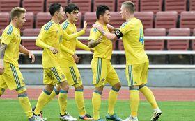 Украина стартовала с уверенной победы в Элит-раунде Евро-2017