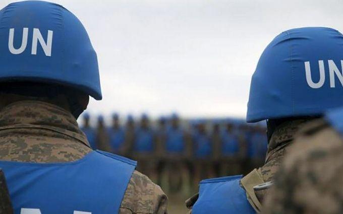 УРФ заявили, щоперешкоджатимуть розміщенню миротворців ООН накордоні зУкраїною