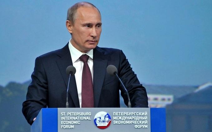 Путін здивував оптимістичною заявою про майбутнє
