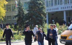 Массовое убийство в Керчи: опубликованы шокирующие видео с места трагедии (18+)