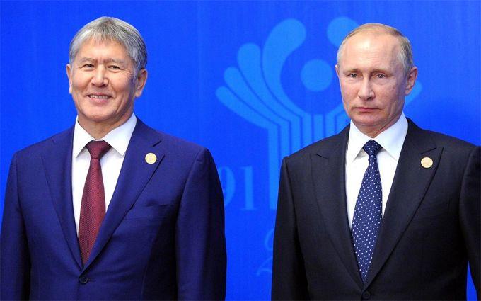 Боїться отрути: мережу насмішив Путін, якого лишили без пончиків у Киргізії