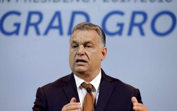 Премьер Венгрии выступил с новым скандальным заявлением по антироссийским санкциям